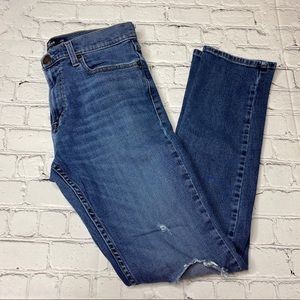31x32 Hollister Skinny Fit Jeans Distressed